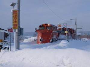 2017.01.02 ジムニー北海道の旅24宗谷本線のラッセル車 - ジムニーとカプチーノ(A4とスカルペル)で旅に出よう