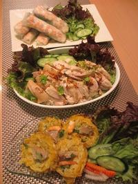 昨日は夕食もベトナム料理・・・ - ~美・食・住~
