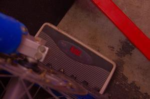 【tm125EN】体重測定 - だいちゃんガレージ