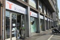 ミラノの素敵な手芸店~その3 Tessuti Raponi~ - ビーズ・フェルト刺繍作家PieniSieniのブログ
