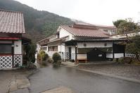 天城湯ヶ島温泉の白壁荘 - レトロな建物を訪ねて