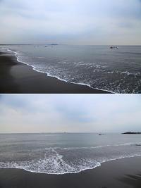 2017/04/22(SAT) インサイドブレークがある週末の海辺で...........。 - SURF RESEARCH