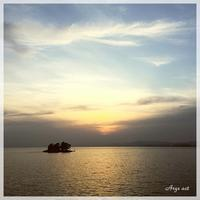 宍道湖の夕日 - Arys style  「整える」くらし
