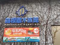 箱根園水族館 - はこね旅市場(R)日記