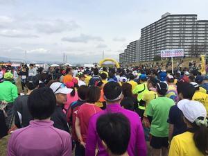 淀川国際ハーフマラソン - My ブログ