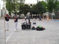 練習試合vs.小平二小クラブ - 学童野球と畑とたまに自転車