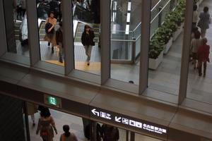 JRゲートタワー 151 グランドオープン! 3 - 名古屋駅前の風景