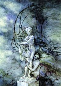 アーサー・ラッカム画の人魚姫① - Books