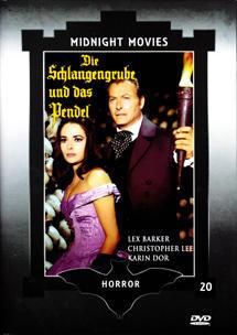 「ドラキュラの生贄」 Die Schlangengrube und das Pendel (1967) - なかざわひでゆき の毎日が映画三昧