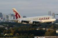 2017シドニー遠征 その31 シドニー1日目 カタール航空 A380 - 南の島の飛行機日記