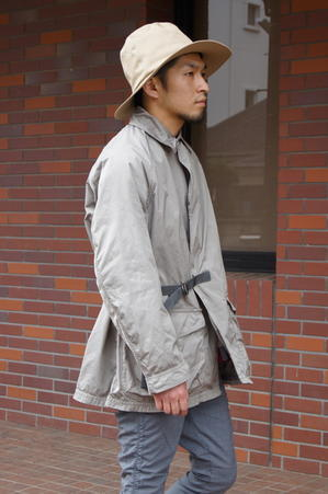 nonnative & kolor - Spring Color Look. - UNDERPASS・・・Having fun!!!