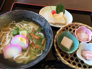 吉野の葛うどん定食 - 腹ペコ旅行記