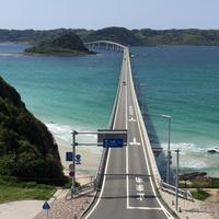 角島大橋 - 香港と黒猫とイズタマアル2