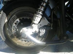 BMW R1100RT改EMLサイドカー詳細写真 - Ninojiの戯れ言
