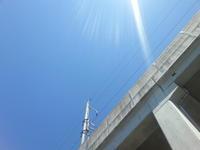 今日の熊本市は。 - 青い海と空を追いかけて。