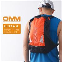 OMM [オーエムエム・オリジナルマウンテンマラソン] ULTRA 8 [OF030] ウルトラ8 MEN'S - refalt   ...   kamp temps