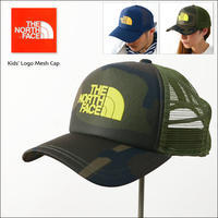 THE NORTH FACE [ザ ノースフェイス正規代理店] Kids' Logo Mesh Cap [NNJ01407] MEN'S/LADY'S/UNISEX - refalt   ...   kamp temps