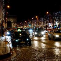 Avenue des Champs-Élysées - Square Garden