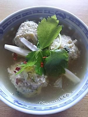 広末涼子ちゃんの鶏団子スープ (レシピ追記アリ) - ちゃたろうと気まま日記