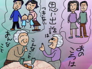 思い出のてんこ盛り~ - うばゆり日記(new)