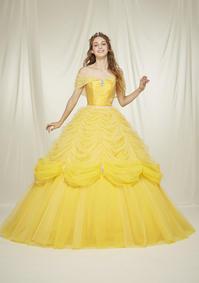 『美女と野獣』映画の中の素敵なドレス - ドレスショップ ローブドマリエ スタッフ日記