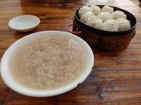 バリエーション豊か!雲南で食べた朝ごはん - Da bin ich! -わたしはここにいます-