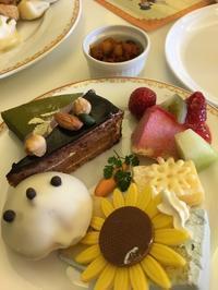 断捨離再開☆アナ雪ブッフェ2017食べたデザート - SUPICA'S  BLOG