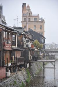 雨の京都 - nakajima akira's photobook