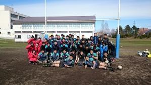 札幌遠征 - 旭川龍谷高校 ラグビーフットボール部
