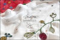 Ovejitaさんの新たな試み - 布とお茶を巡る旅