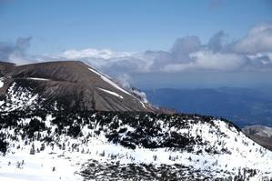 東吾妻山山スキー・登山 - tabi & photo-loguevol.2