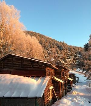また雪 - 小屋番の部屋