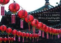 """カメラが恋する横浜:赤は強い、赤はデリケート。 - 東京女子フォトレッスンサロン『ラ・フォト自由が丘』の""""恋するカメラ"""""""