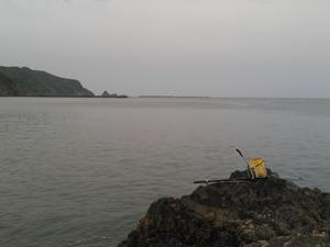 阿曽浦の内磯でマダイ狙い - 志摩の釣りばっかじゃない日記