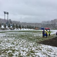 雪のサッカー大会 - RIVER LEATHER