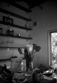 夕方のカフェ - Picture In A Frame