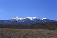あれから1年 杣添尾根 横岳 170423 - 週末は山にいます