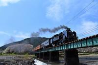 島田市家山 【大井川鉄道|SL】 - 今日も上機嫌