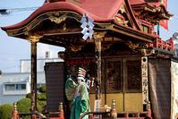 長浜曳山祭 諫皷山( かんこざん ) - ちょっとそこまで