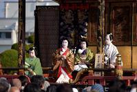長浜曳山祭 諫皷山 子ども歌舞伎-1 - ちょっとそこまで