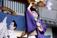 長浜曳山祭 諫皷山 子ども歌舞伎-2 - ちょっとそこまで