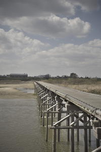 「流れ橋」 - hal@kyoto