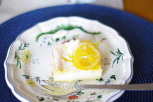 4月レモンケーキについて補足します - 料理サロン~季節のテーブル