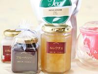 ジャムと紅茶 - 美味しい贈り物
