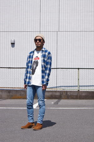 GOD SELECTION XXX & Rags McGREGOR - Spring Street Style. - dogdays☆underpass...Sea&Sun