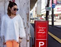 メゾンスコッチ新作入荷致しました♪ - 海外セレブファッション ユニークジーンセカンドスタッフブログ