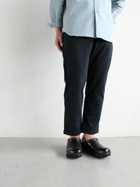 SBTRACT FLEECEMACHINE HARD TROUSERS - 『Bumpkins putting on airs』