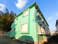 深大寺北町☆緑が映える木造アパート - 調布みつぎのお部屋紹介ブログ