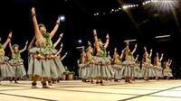 Merrie Monarch Festival 2017 (Hula Kahiko) - Me Ke Aloha Pumehana...
