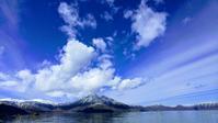 2017.4.23 支笏湖.風吹かず - river side